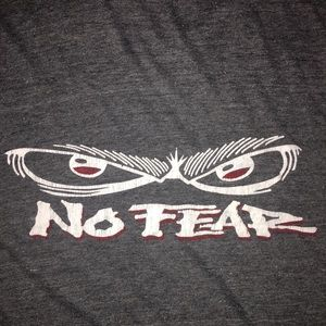 No Fear Shirts - Vtg No Fear Men's Logo T-Shirt XL